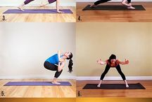 Yoga / Yoga sequences for beginners and all types of people