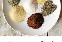Food - Spice Mix Recipes
