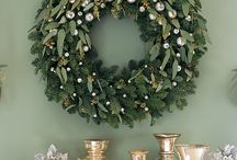 Mantel decorating / by Anne McCarthy
