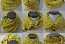 various  neck warmer