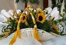decorare con fiori