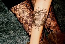 tattoos / by Jennifer Potts