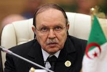 Algeria's ruling party officially announced Bouteflika's nomination for a fourth term