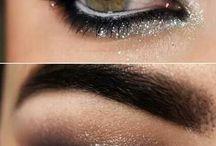 smokey eyes <3