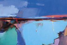 abstrakt landscape