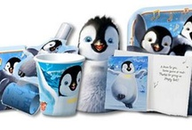 Happy Feet Birthday Party Ideas, Decorations, and Supplies / Happy Feet Party Supplies from www.HardToFindPartySupplies.com, where we specialize in rare, discontinued, and hard to find party supplies. We also carry several of the more recent party lines.