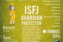 Personality | ISFJ / introverted • sensing • feeling • judging