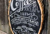 COFFEE TABLEAU