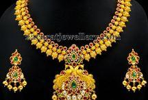 Necklaces temple