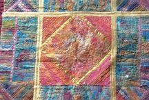 Lynda Bleyberg Art 3 / Textile Art