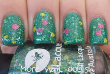 My LilyPad Lacquer Collection