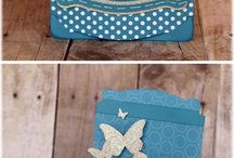 Stampin' Up! - Pop n Cuts / Inspiration