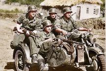 Old cikle army