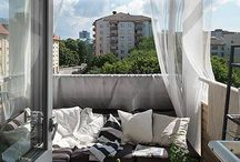 Balkon/Garden