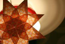 Papir stjerner
