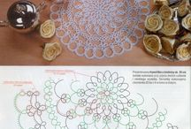 Doily Tatting