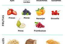 embarazo fibra alimentos