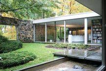 gardens in architecture