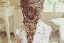 hair style children