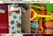 Thrifty Camping Ideas