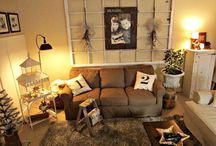 Living room / by Marcy Wilson-Eveland