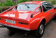 Cars history / Vetture prodotte e/o prototipi dalle origini fino  a fine secolo. (1999)