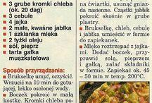 Przepisy kulinarne - zapiekanki