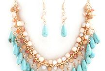 Statement Jewellery / Really glamorous jewellery for special occasions