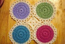 crochet / by kathy cunningham