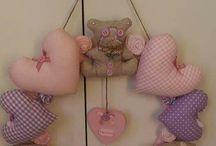 Fiocchi nascita per bimba