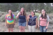 girl scout camp songs / ideas for camp songs to sing