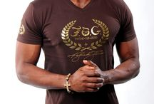 M - F.O.G. SIGNATURE Christian T-Shirt - Chocolate Brown / Men look stylish, bold and fearless in this royal signature F.O.G. FAVOR OF GOD Christian T-Shirts! This ribbed crew neckline tee, features the bold F.O.G. gold foil logo at front. Signature Isaiah 61:9 scripture at right sleeve. #FOG Christian T-Shirts # Christian T-Shirts #Christian T-Shirts for Women #Stylish Christian T-Shirts #FOGcollection / by F.O.G. FAVOR OF GOD