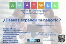 appyweb / Desarrollo software y marketing online