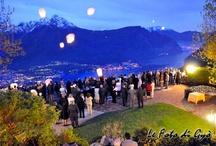 My dream wedding / Ristorante La madonnina Via per la Madonnina   22030 Barni (Como) Telefono 031 965148