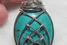 Wire wrapping / by Kate Sather