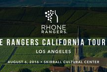 Rhone Rangers California Tour 2016 / Rhone Rangers converge in Los Angeles on Saturday, August 6 as part of the group's 2016 California Tour.  The one-day event includes a new winemaker luncheon, seminar and a grand tasting with a new VIP experience. It's the largest tasting of Rhone wines in Los Angeles.  Join us at the Skirball Center, a larger venue for the 2016 event. Plan your day of Rhone adventure now.