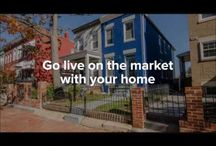 Real Tips for Home Sellers / Useful information, tips and tricks for selling a home in DC, MD, and VA. #HOMESELLINGTIPS