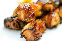 Recipes - Kebabs