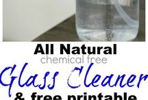 The Best Green Cleaning Tips and Tricks / A collection of the top green cleaning ideas, DIY green cleaning products, and steam cleaning tips from around the internet. / by Jenn Lifford - Clean and Scentsible