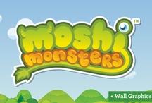 WALLS 360 x Moshi Monsters / www.walls360.com/moshimonsters