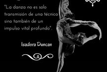 fraces del lenguaje llamado danza