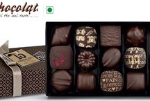 Lachocolat Homemade Chocolates / LaChocolat are the best homemade chocolates available in India. Get home delivery chocolate gift box from LaChocolat.