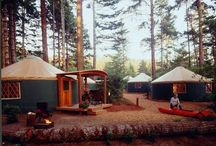 Yurt Life / by Donna Ratliff-Moore