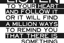 sayings.... / by Sonia Davoli