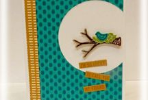 cards / by Karen's Stamping Place