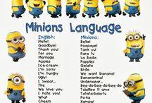 Minions / Everything minions