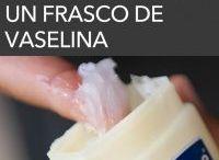 12 Tips con VASELINA!!!!!!