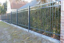 Zaun Geländer
