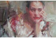 Good Art Blogs / FOUR RIDICULOUSLY SIMPLE WAYS TO IMPROVE YOUR PAINTING, CAROLYN ANDERSON #bestblogpartyever