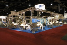 Truss Trade Show Booths - Moose Exhibits  / Truss Trade Show Booths. Moose Exhibits.  / by Moose Exhibits